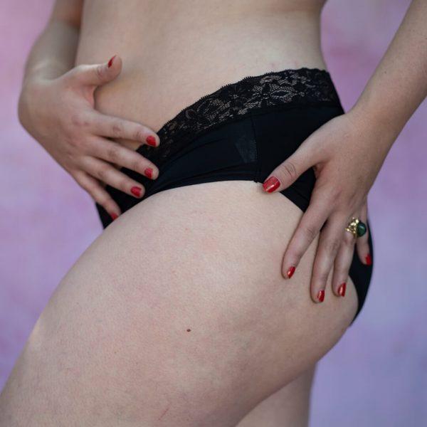 calzones menstruales rev underwear modelo bikini