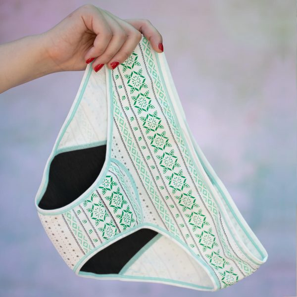 calzones menstruales rev underwear modelo Aura